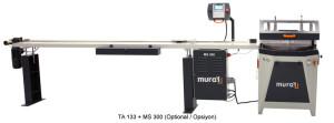 Masina de taiat profile PVC TA 133 (2)