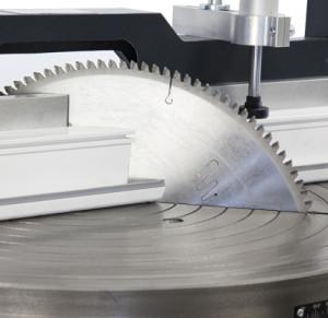 Masina de taiat profile PVC TA 133 (3)