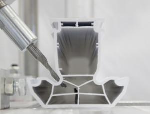 Utilaj automat de frezat canale scurgere pentru apa 3 axe